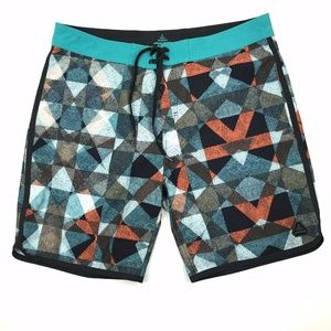 Prana High Seas Board Shorts 38